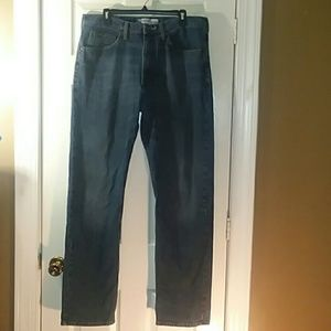 Lee Relaxed Fit Straight Leg Size 36x34